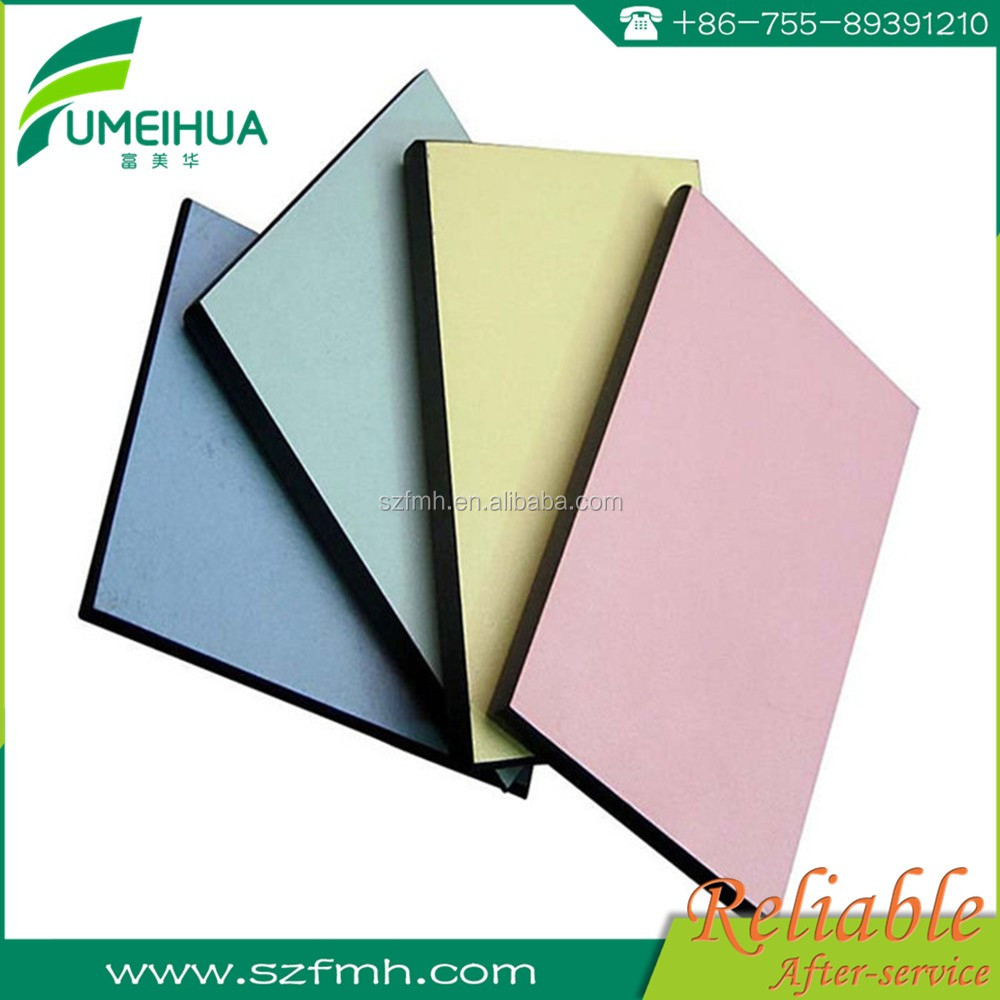 Factory Price Exterior HPL Wall Cladding Phenolic Compact Laminate