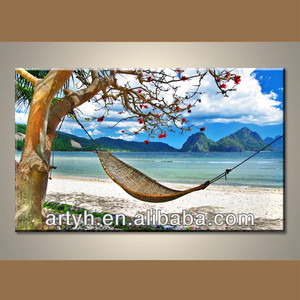 Modern wholesale giclee printing canvas painting
