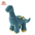 2017 Mini New Wholesale Dinosaurs World Blue King Soft Toys Korean Plush Dinosaur Toy For Kids