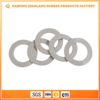 Cheap Price White Ifferent Specifications High Temperature Resistant Odm Customized Silicone Rubber Gasket