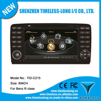 Car GPS Navigation for Mercedes Benz R class W251 2006-2012 with GPS A8 chipset BT 3G/Wifi DSP Radio 20 dics momery(TID-C215)