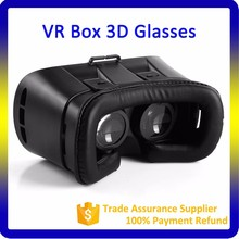 Alibaba Wholesale Google Cardboard VR Virtual Reality 3D Video Glasses