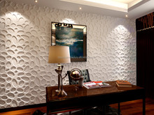 Modern 3d wall covering 3D wall panels brick mold 3d wall decor