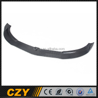 R sport A260 A class Carbon Front Bumper Lip for Ben z 2013 UP