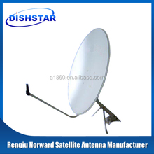 ku 75cm satellite dish TV antenna