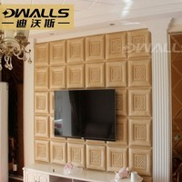 3d decoration goods wall panels, 10 pcs /pack