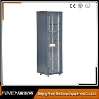 19 inch Open Rack Network Cabinet For Data Equipment