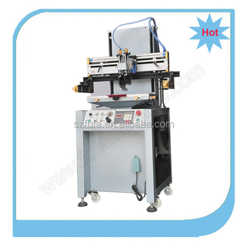 Pneumatic flatbed t shirt screen printing machine buy for T shirt screen printers for sale