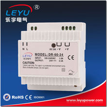 wholesale din rail switching power supply DR-60 series 60W 5V