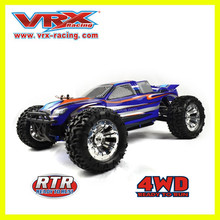 Vrx Racing RH1013PR, Carbon Fibre truck, 1/10 scale brushless rc model truck