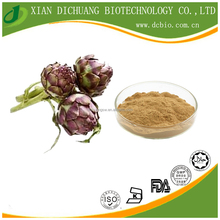 professional OEM factory supply 100% Natural Artichoke Leaf Extract Cynarin Powder 20:1