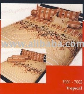 Sprei Tropical KING