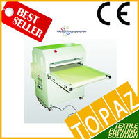 Korea Flatbed Heat Press Machine - Pneumatic presssure Type (50cm x 60cm heat plate size)