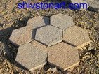 Basalt & Granite Stone Pavers