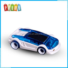 Top selling mini solar power car toy plastic car toy for children