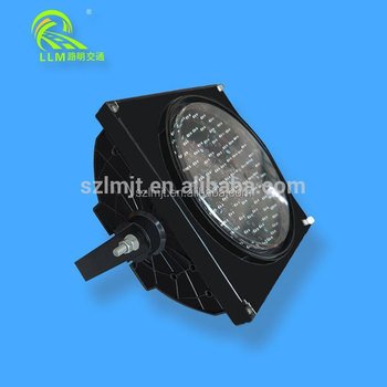 Factory price road safety anti-UV ABS shell solar LED flashing warning light