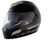 DOT approved dual visors flip up motorcycle helmet