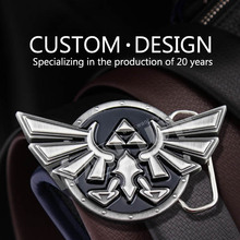 metal name plate belt buckles/good quality zinc alloy buckles for belts