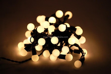 Garden decoration light white berry 5m 50led christmas party holiday decoration