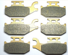 direct factory offering atv brake pads suitble for JOHN DEERE ATV
