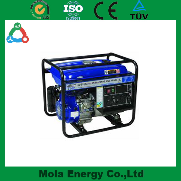 Water-cooled Best Generator Home Use Made in China
