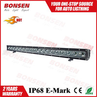40inch 120w LED slim bar Light bar lamp driving light headlight for offroad 5W CREEs waterproof IP67 21600lm