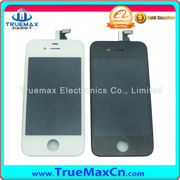 Hot sale Cheap LCD for iPhone 4S Screen Display Digitizer LCD Assembly Small Parts for iPhone 4s