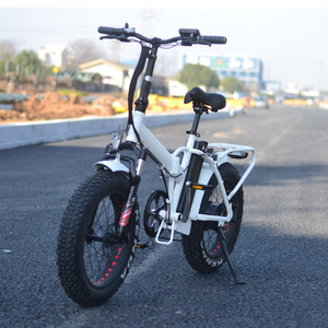 48v 500w BaFang motor 20inch folding Fat tire electric Bike/electric bicycle