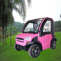 2015 lastest design vintage 2 seater 4 wheeler mini electric car