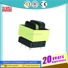 Household Appliances Pin Type EI Series Transformers for Portable Microwave Oven