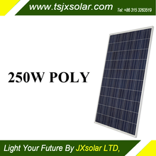 245W POLYCRYSALLINE PHOTOVOLTACI PANEL AND SOLAR MODULE