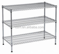 RH-HZM35-09014 NSF Adjustable 900*350*1400mm Display Rack Wire Shelf