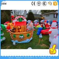 inflatable christmas decorations small inflatable snowman christmas inflatable cartoon santa claus