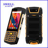 IP67 Walkie talkie 5 inch Gorilla 2GB RAM/16GB ROM 8.0 MP Camera GPS Quad core rugged unlocked cellphones lenovo smart mobile 3g