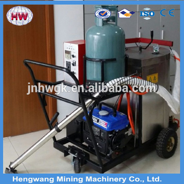 Best Selling Asphalt Crack Sealing Machine/crack and joint sealants road materials used in road and highway