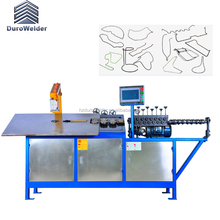 2D CNC Metal Wire Bending Forming Machine