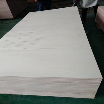 4MM poplar plywood for package