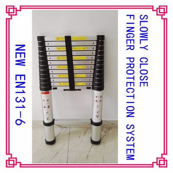 professional aluminium telescopic lightweight ladder china supplier