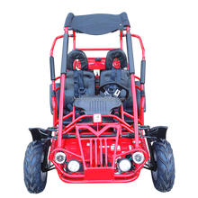 Hot sale automatic reverse off road two seats go karts