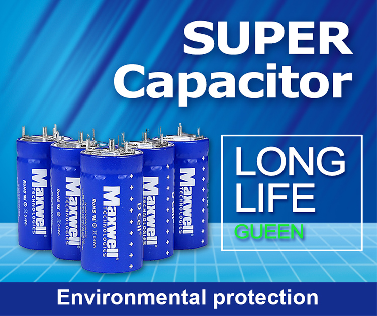 super capacitor for welding