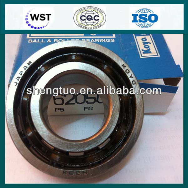 KOYO bearing 6205 used for machinery