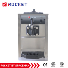 new arrive batch ice cream freezer with air cooling