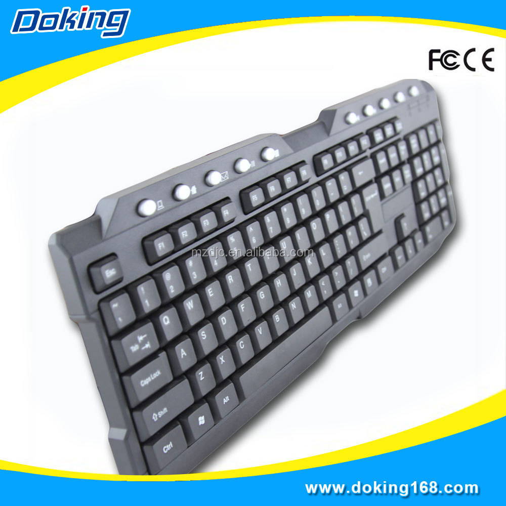 Free sample doking gaming PC keyboard