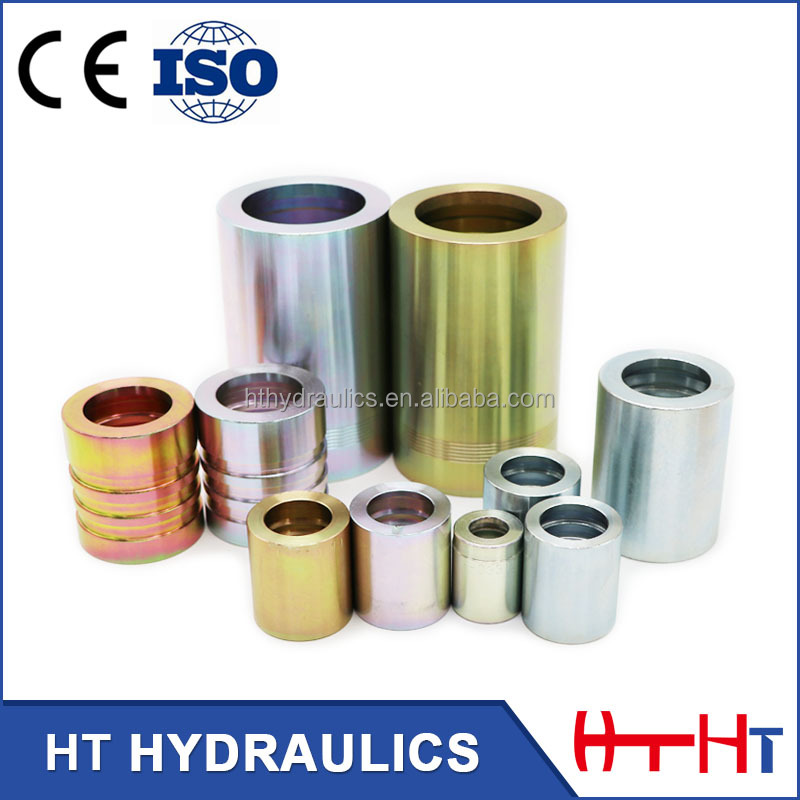 All Types High Pressure Hydraulic Joint Connector Fittings