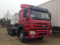 howo tractor truck 371hp 6*4 for small diesel truck sale
