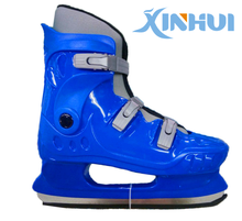 2017 most popular wholesale upscale ice skate shoes for teenage and adult
