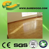 Hot solid bamboo flooring by Chinese manufacturer