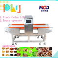 Metal detector for instant noodle production line,food metal detector MCD-F500QE