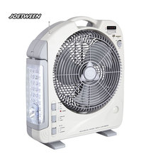 12v portable rechargeable solar battery operated fan