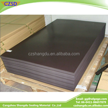 Lowest Direct Factory Price Rubber Sheet /CR / Natural / EPDM / Silicon Rubber Sheet